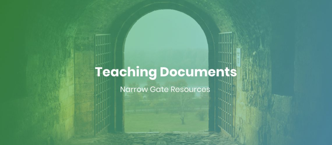 Teaching Documents